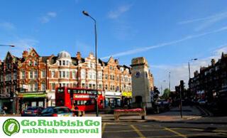 Rubbish Collection Services Barnet