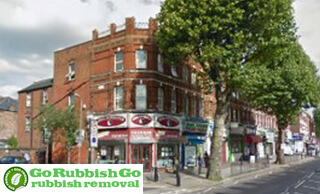 Rubbish Removal Brent NW1
