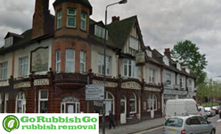 Rubbish Disposal Services in Colliers Wood