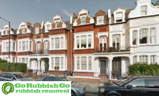 Rubbish Disposal in Fulham