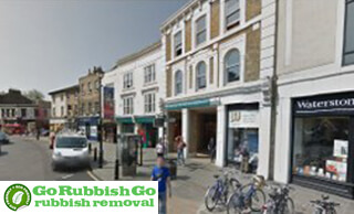 Waste Disposal in Greenwich