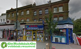 Rubbish Clearance in Hackney
