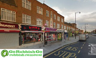 Rubbish Disposal in Ruislip