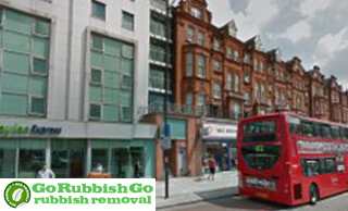 Expert Waste Clearance Services in Swiss Cottage