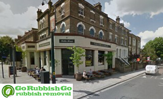 Rubbish Clearance Services in Twickenham