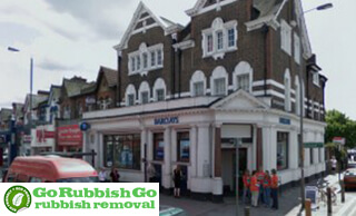 Junk Removal Services Wandsworth