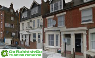 Rubbish Removal in West Hampstead