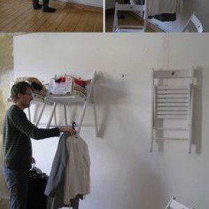 chair closet