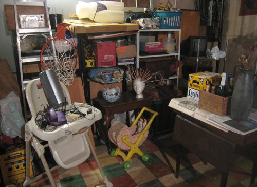 basement-junk-clearance-london