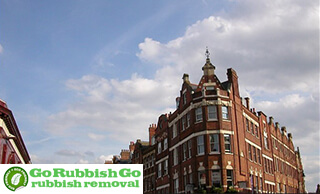 Rubbish Clearance in Belsize Park