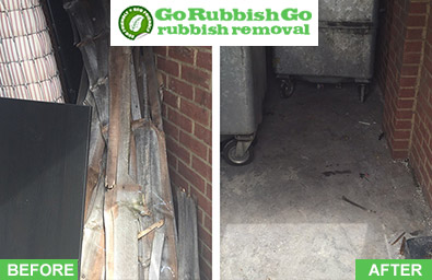 hampstead-rubbish-disposal-service