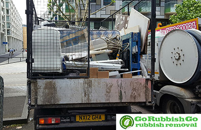 islington-rubbish-collection