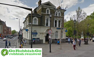 Rubbish Removal Services in Islington