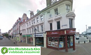 Professional Rubbish Clearance in Kingston