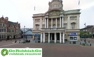 Rubbish Disposal Compnay Kingston upon Thames, KT1