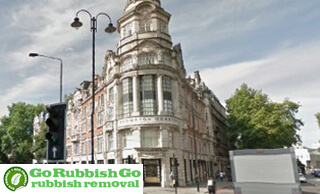 Waste Collection Services in Knightsbridge