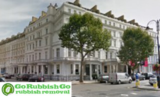 Rubbish Removal Company in South Kensington
