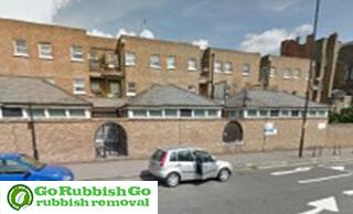 Waste Clearance in Barnsbury