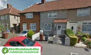 Rubbish Disposal Services Becontree Heath