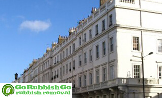 House Clearance in Belgravia