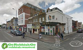 Rubbish Removal in Bethnal Green