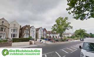 Rubbish Disposal in Bounds Green