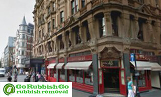 Waste Removal Services in Charing Cross