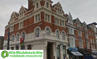 House Clearance in Clapham