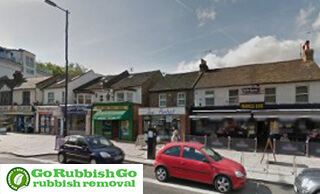 Waste Disposal in Coulsdon