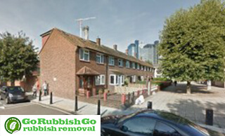 Waste Clearance in Cubitt Town