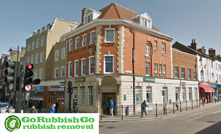 Rubbish Removal in Enfield Town
