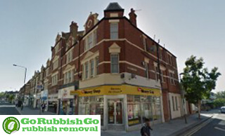 N2 House Clearance in Finchley