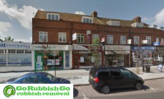Rubbish Clearance Gidea Park