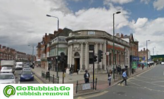 Rubbish Collection Golders Green