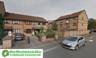 House Clearance in Canning Town