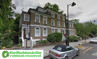 House Clearance in Canonbury