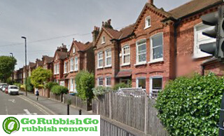 House Clearance in Dulwich
