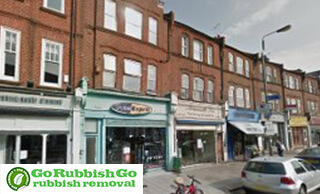 House Clearance in Earlsfield