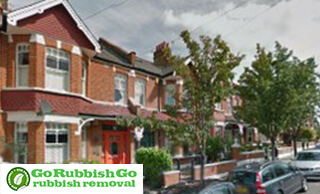 House Clearance in East Sheen