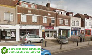 House Clearance in Hornchurch