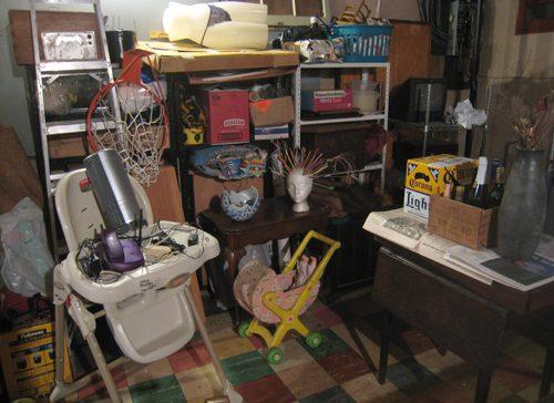 basement-junk-clearance-london
